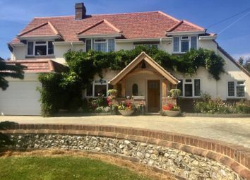 Thumbnail 4 bedroom detached house for sale in Sea Lane, East Preston, West Sussex