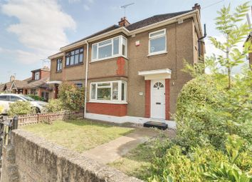Thumbnail 3 bedroom semi-detached house for sale in Lander Road, Grays
