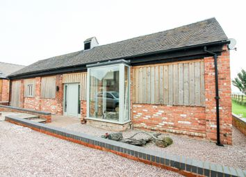 Thumbnail 3 bed barn conversion for sale in Coole Barns, Coole Lane, Nantwich, Cheshire
