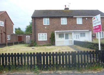 Thumbnail 2 bed semi-detached house for sale in Harvest Lane, Moreton, Wirral