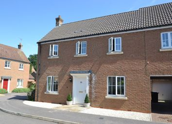 Thumbnail 3 bedroom link-detached house to rent in Hurn Grove, Bishops Stortford, Hertfordshire