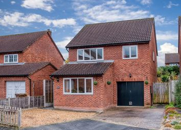 Thumbnail 4 bed detached house for sale in Stable Way, Stoke Heath, Bromsgrove