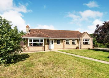 Thumbnail 4 bed detached bungalow for sale in The Paddocks, Potterhanworth, Lincoln