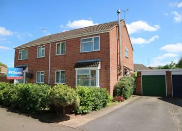 Thumbnail 4 bed semi-detached house for sale in Hudson Way, Staplegrove, Taunton
