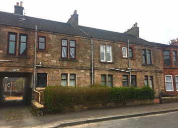 Thumbnail 1 bed flat to rent in Portland Street, Coatbridge, North Lanarkshire, 3Jt