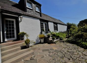 Thumbnail 3 bed cottage for sale in Lugton Road, Beith