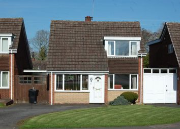 Thumbnail 3 bed property for sale in Bredon Close, Albrighton, Wolverhampton