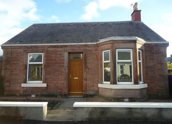 Thumbnail 3 bed bungalow to rent in Hill Place, Alloa