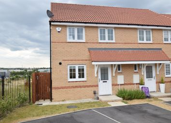 Thumbnail 3 bed semi-detached house to rent in Corbett Drive, Wakefield