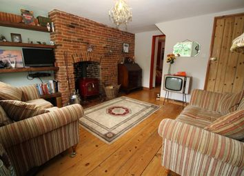 Thumbnail 3 bedroom terraced house for sale in North Street, Blofield, Norwich