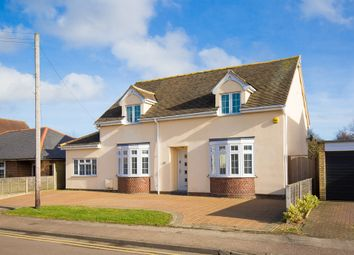 Thumbnail 4 bed detached house for sale in Lower Gower Road, Royston