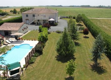 Thumbnail 5 bed property for sale in Aigre, Poitou-Charentes, 16140, France
