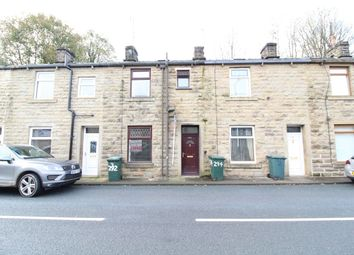 Thumbnail 2 bed terraced house to rent in Burnley Road East, Rossendale