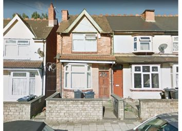 Thumbnail 2 bed terraced house for sale in Babington Road, Birmingham