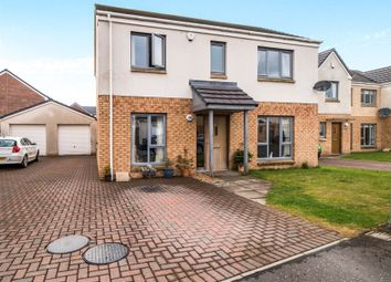 Thumbnail 4 bedroom detached house for sale in Ballochmyle Wynd, Coatbridge