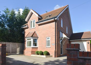 Thumbnail 3 bed detached house for sale in Greenhill, Blackwell, Bromsgrove