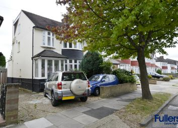 Thumbnail 4 bed end terrace house for sale in Manor Drive, London