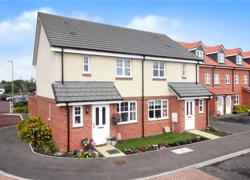 Thumbnail 3 bed semi-detached house for sale in Hinchliff Drive, Wick, Littlehampton