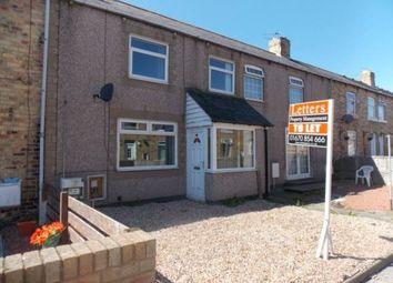 2 bed terraced house to rent in Maple Street, Ashington NE63