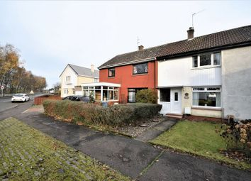 Thumbnail 2 bed terraced house for sale in Napier Road, Glenrothes