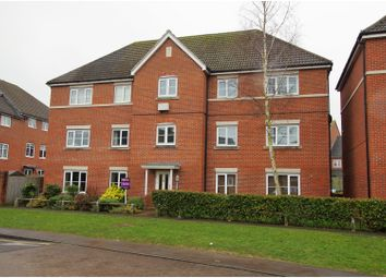 Thumbnail 2 bed flat for sale in Borden Way, Southampton