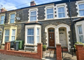 Thumbnail 3 bed terraced house to rent in Craddock Street, Riverside, Cardiff
