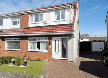Thumbnail 3 bed semi-detached house for sale in Muirhead, Stonehouse