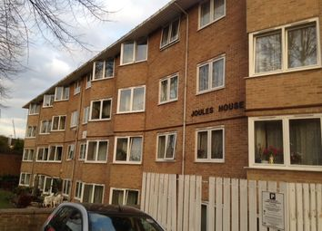 Thumbnail 1 bed flat to rent in Joules House, Kilburn, London