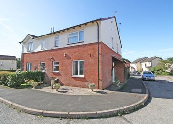 Thumbnail 1 bed semi-detached house for sale in Fulford Way, Woodbury, Exeter