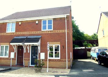 Thumbnail 2 bed semi-detached house for sale in Elmwood Drive, Alfreton
