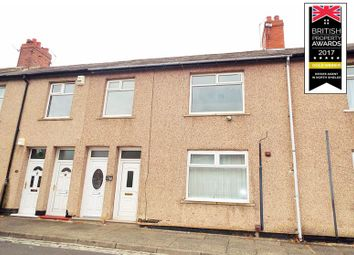 Thumbnail 3 bedroom flat to rent in Shafto Street, Wallsend