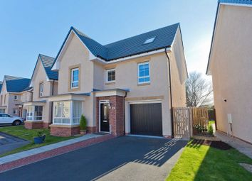 Thumbnail 5 bed detached house for sale in Doctor Gracie Drive, Prestonpans
