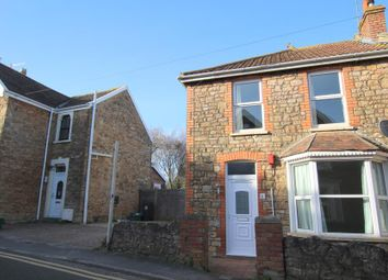 Thumbnail 3 bed end terrace house to rent in Roath Road, Portishead, Bristol