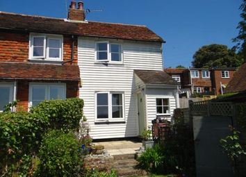 Thumbnail 1 bed semi-detached house for sale in The Mint, Church Hill, Harbledown, Canterbury