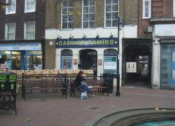 Thumbnail Retail premises to let in 30 High Street, Ashford