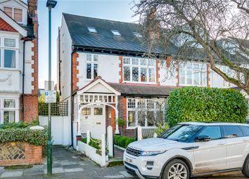 4 bed semi-detached house for sale in Bracken Gardens, Barnes, London SW13