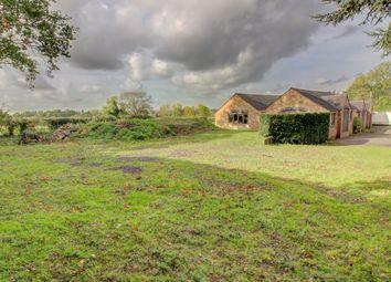 Thumbnail Land for sale in Birmingham Road, Shenstone Wood End, Lichfield