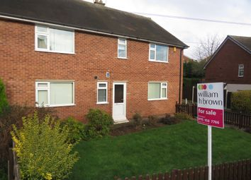 Thumbnail 2 bed property for sale in Gunthorpe Road, Gedling, Nottingham