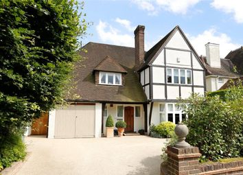 Thumbnail 5 bed detached house for sale in Marryat Road, Wimbledon Village