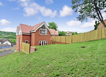 Thumbnail 4 bed detached house for sale in Rochester Road, Cuxton, Rochester, Kent