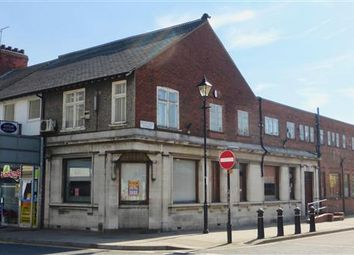 Thumbnail Commercial property for sale in The Market, High Street, Scunthorpe