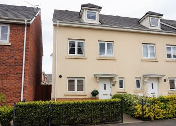 Thumbnail 3 bed end terrace house for sale in Six Mills Avenue, Bryngwyn Village, Gorseinon