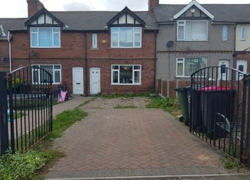 Thumbnail 3 bed terraced house for sale in Charles Street, Thurcroft, Rotherham