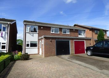 Thumbnail 3 bed semi-detached house for sale in Main Street, Linton, Swadlincote, Derbyshire