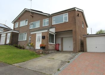 Thumbnail 5 bed semi-detached house for sale in Beech Close, Torpoint