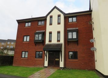 Thumbnail 1 bed flat for sale in Finch Close, Laira, Plymouth