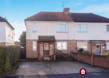 Thumbnail 3 bed semi-detached house for sale in Roberts Road, Aldershot