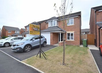Thumbnail 3 bed detached house for sale in Dumers Chase, Radcliffe, Manchester