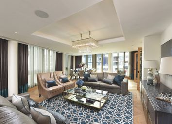 Thumbnail 4 bed flat for sale in Penthouse, Abel House, London