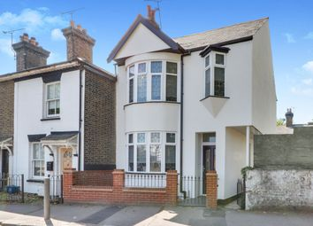 Thumbnail 4 bed end terrace house for sale in Scratton Road, Southend-On-Sea